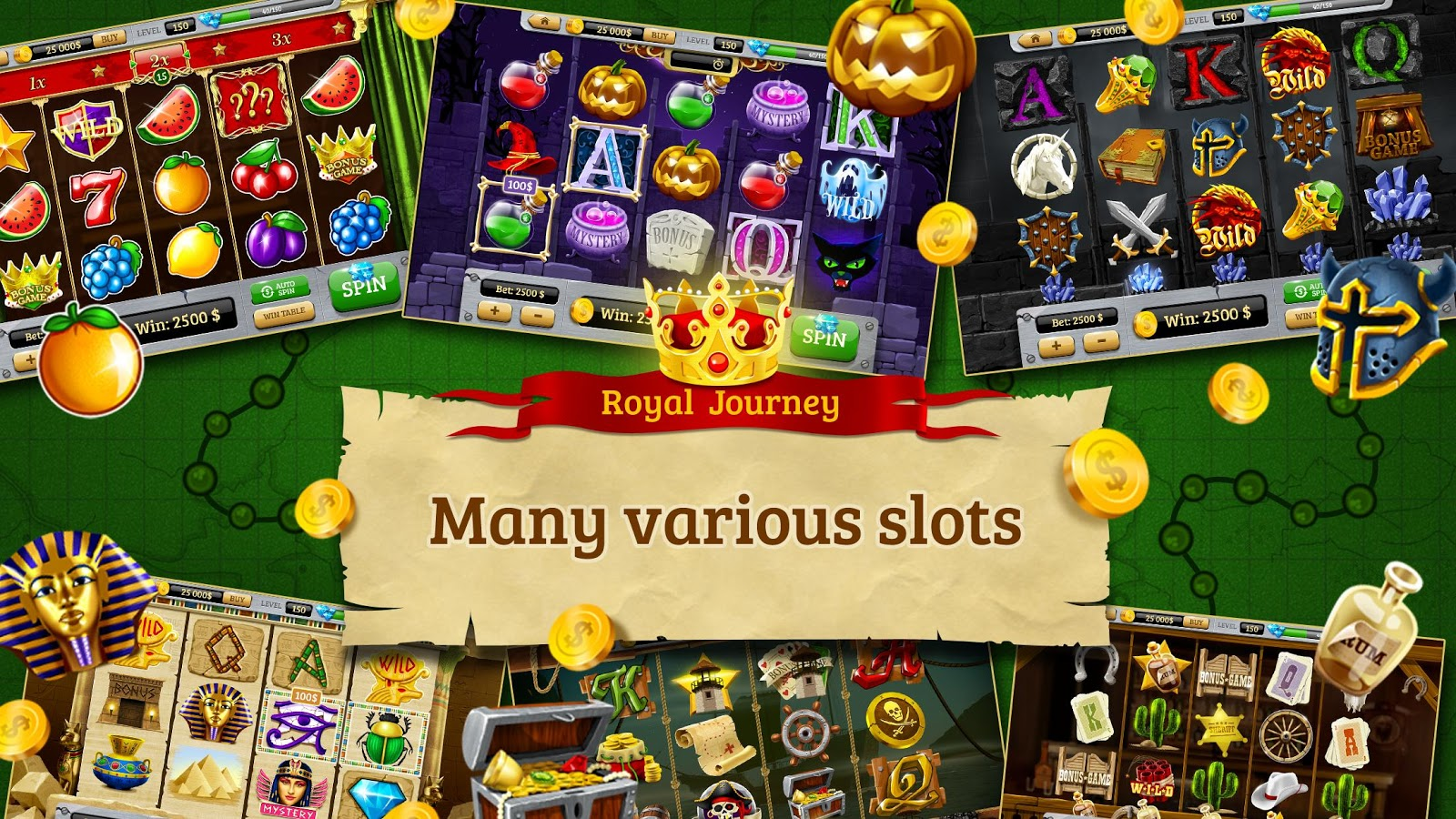 play casino slots for real cash