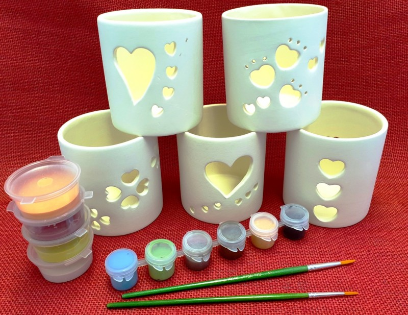 TEALIGHTS (CUT OUT)